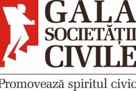 Gala Societăţii Civile şi-a desemnat câştigătorii!