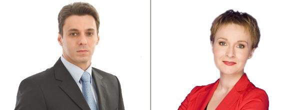Din 26 iunie, Dana Grecu si Mircea Badea prezinta principalul program de stiri al Antenei 3!