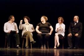 """Compania de teatru """"Passe-Partout Dan Puric"""" isi incheie stagiunea cu spectacolul NOI!"""
