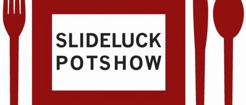 Arta vizuala si gastronomie la Slideluck Potshow!