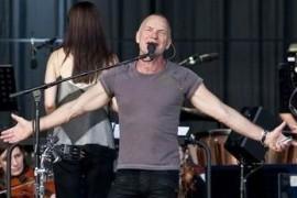 Sting – spectacol monumental la Bucuresti!