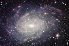 Astronomii europeni au indentificat o clona a Caii Lactee!