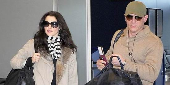 Daniel Craig si Rachel Weisz s-au casatorit in secret!
