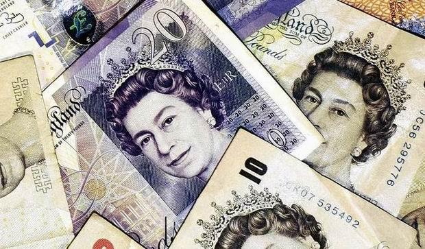 Romania traieste bine pe bani britanici!