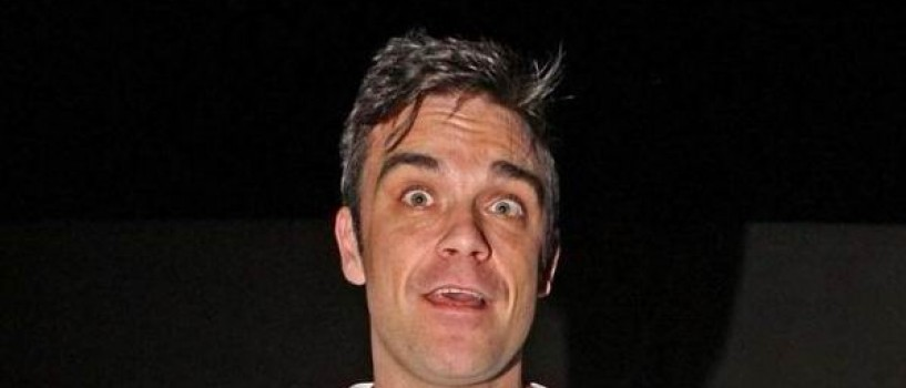Robbie Williams are libidoul unui mosnegut de 100 de ani!
