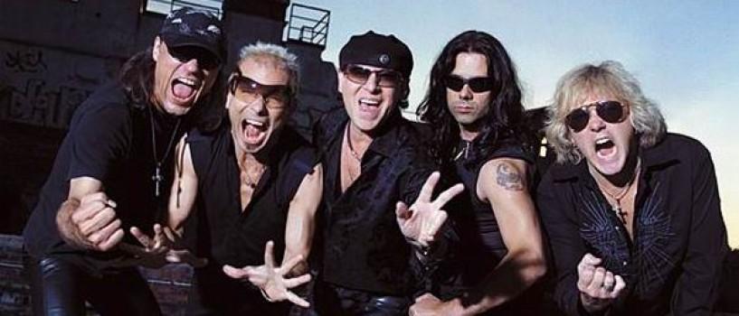 Trupa Scorpions isi ia la revedere in seara asta de la publicul roman!