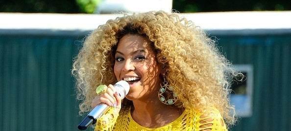Beyonce le-a trimis un mesaj astronautilor de pe naveta spatiala Atlantis!