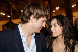 Demi Moore si Ashton Kutcher vor sa adopte o fetita din India
