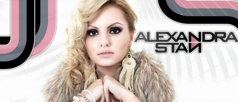 Single-ul Alexandrei Stan – Mr.Saxobeat este No.1 si in Israel!