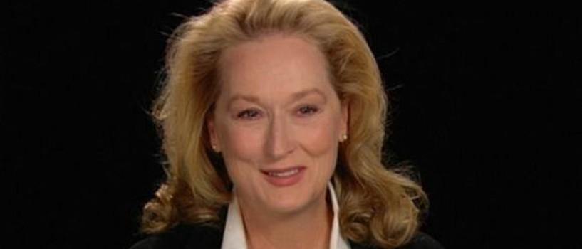 Meryl Streep e soacra mica!