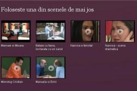 Castiga un rol in telenovela Narcisa Salbatica!