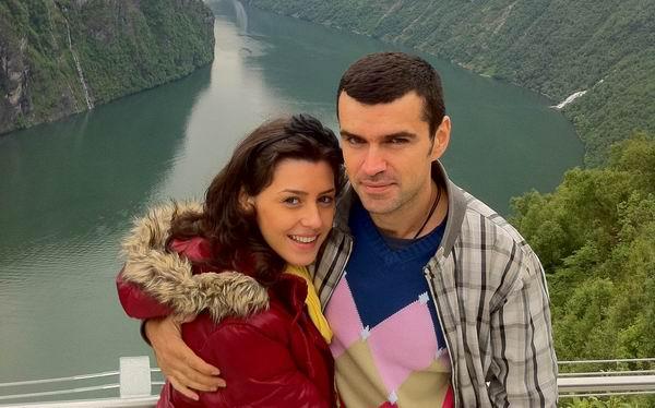 Patricia (Amadeus) si Vlad Mirita s-au intrecut la pescuit oceanic!