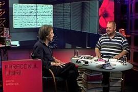 Pascal Bruckner este invitatul de duminica al emisiunii Ca la carte!