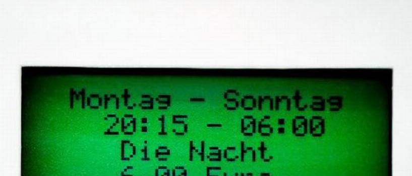 Orasul german Bonn a introdus aparate de taxat pentru prostituate!
