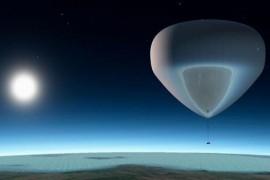 Vom calatori in spatiu cu balonul cu heliu!