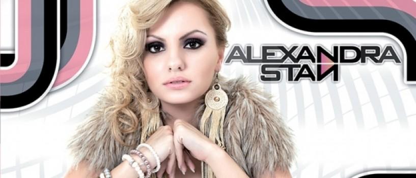 Alexandra Stan, prima romanca in Top 20 Shazam Tag Chart