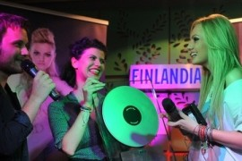 Alexandra Stan si-a lansat primul album din cariera: SAXOBEATS!
