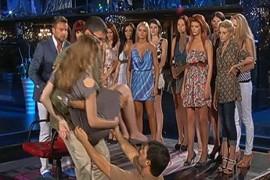 Concurentele au lesinat pe capete, aseara, la Next Top Model!