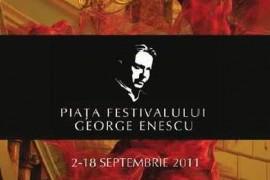 Început răsunător în Piaţa Festivalului George Enescu!