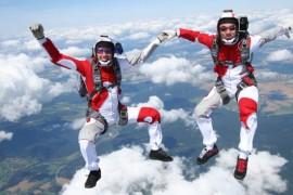 Vino sa-ti iei zborul la Bucharest Skydiving Boogie 2011!