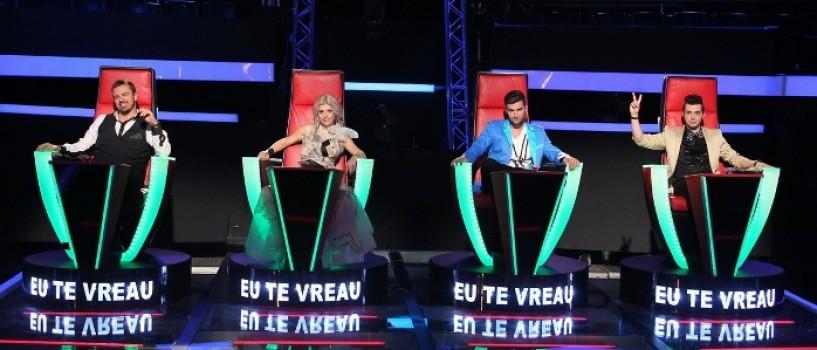 """""""Vocea Romaniei"""" se aude de astazi la ProTV!"""
