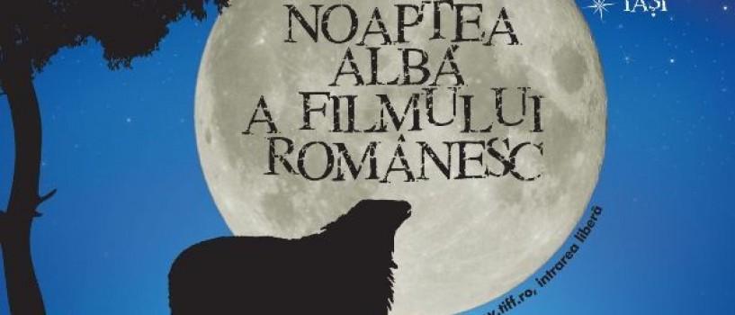 Festin cultural la Noaptea Alba a Filmului Romanesc!