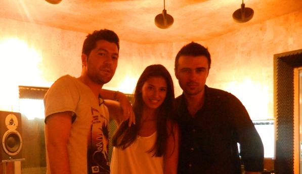 Vunk si Antonia au lansat primul single impreuna!