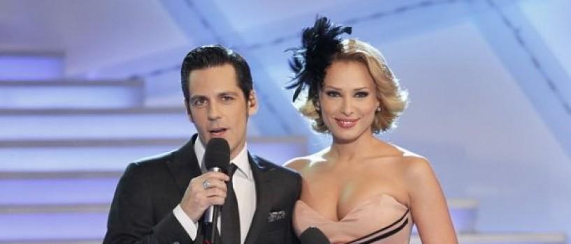Mihaela Borcea danseaza tango pasional, vineri, la Dansez pentru tine!