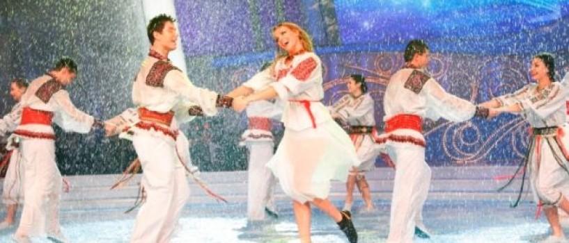 Alex de la Zero si Cornelia au parasit competitia Dansez pentru tine!