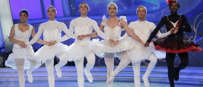 Andreea Ibacka si partenerul ei Paul au parasit competitia Dansez pentru tine!