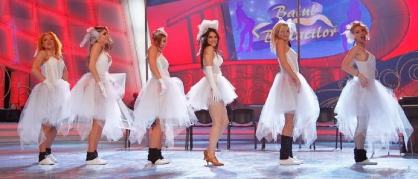Concurentii de la Dansez pentru tine muncesc pe branci pentru un loc pe podium!