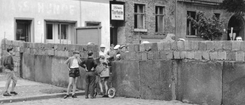 Detalii uluitoare despre Zidul Berlinului, duminica, la National Geographic!