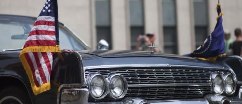 JFK: Glonțul rătăcit, duminica, la National Geographic!