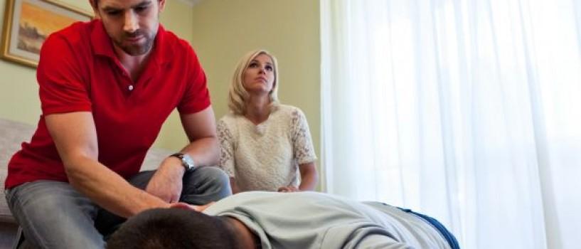 Dana Rogoz si Dragos Bucurenci au lansat programul Lectia de prim ajutor!