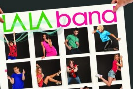 Luni, 14 noiembrie, LaLa Band sustine primul concert in serialul Pariu cu viata!