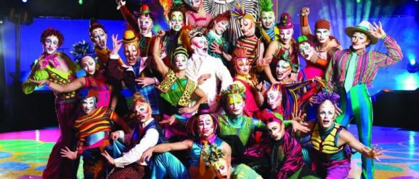 Cirque du Soleil vine pentru prima data in Romania in februarie 2012!