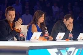 Show incendiar (la propriu!) aseara, la X Factor!
