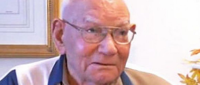 Un american a invatat alfabetul la 96 de ani, iar la 98 a scris o carte!
