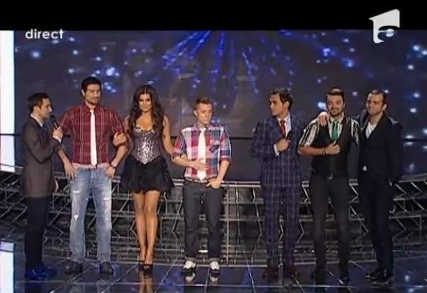 Ovidiu Nae a parasit competitia X Factor cu fruntea sus!