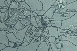 Francezii au construit un Paris fals pentru a-i pacali pe nemti!