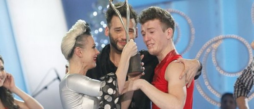 Jojo si Ionut Tanase, invingatorii celui de-al doisprezecelea sezon Dansez pentru tine!