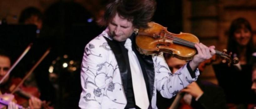 Edvin Marton  a sustinut un show exceptional aseara la Sala Palatului!