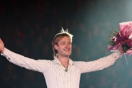 Evgeni Plushenko se reintoarce in competitiile de patinaj artistic!