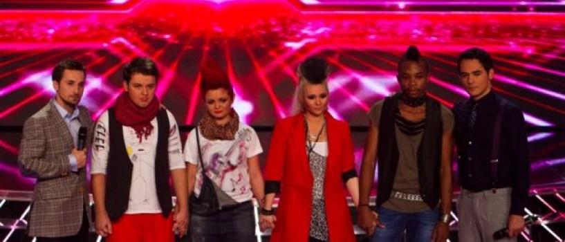 Grupul Duo Voice a fost eliminat aseara din competitia X Factor!
