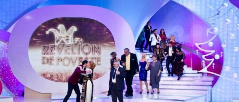 Revelionul televiziunilor: Antena 1 va promite un Revelion de poveste!