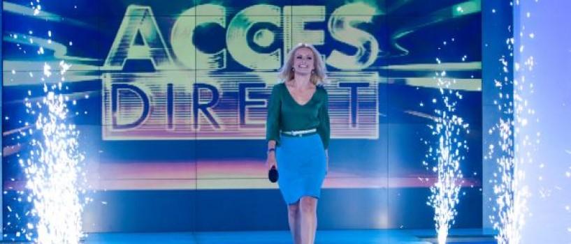 Fiul Zinei Dumitrescu vine la Acces Direct!