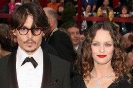 Johnny Depp si Vanessa Paradis la un pas de despartire?