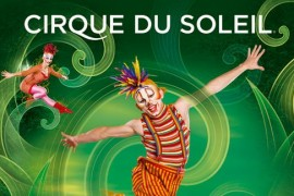 Inca un spectacol Cirque du Soleil a fost programat pe 9 februarie!
