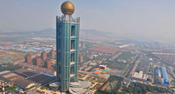 Huaxi: satul chinez in care toti oamenii sunt bogati...