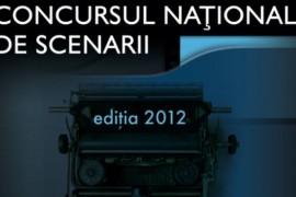 Au început înscrierile la cea de-a 12-a ediţie a Concursului Naţional de Scenarii!